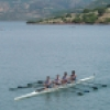 Regata sul lago Mulargia